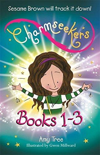 Charmseekers. Books 1-3