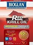 Bioglan Red Krill Oil Capsules Pack o...