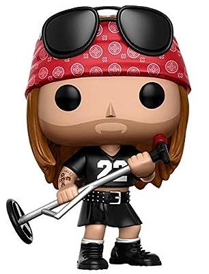 Guns N' Roses GN'R Axl Rose Rocks Vinyl Figure 50 Figurine de collection