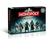 Assassin's Creed Monopoly Brettspiel