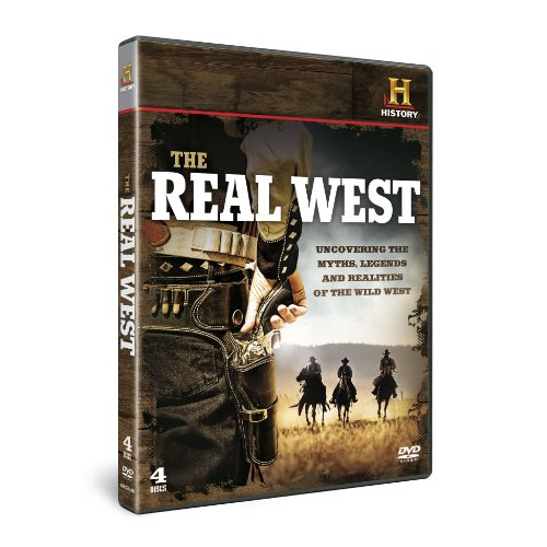 The Real West [DVD] [UK Import] (History Channel-dvd)