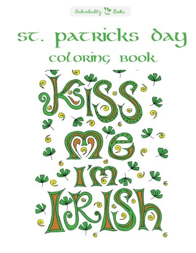 St Patricks Day Coloring Book
