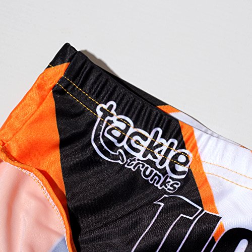 Optimale Men'Tackle Trunk s Unterhose Sportswear RL Mehrfarbig - Tigers RL