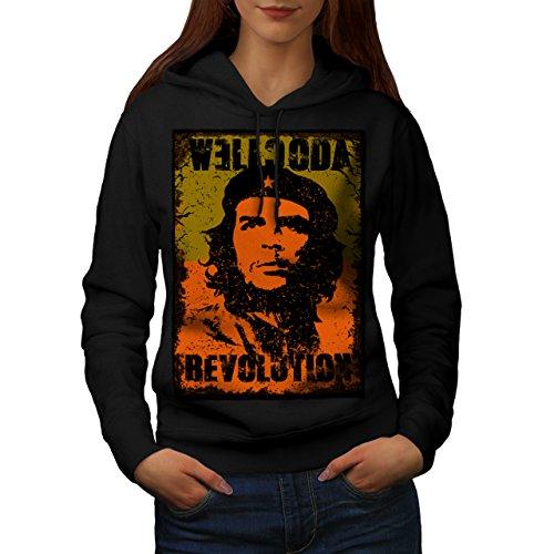 che-guevara-kopf-revolution-damen-neu-schwarz-l-kapuzenpullover-wellcoda