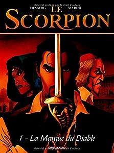 vignette de 'Le Scorpion n° 1<br /> La Marque du diable (Stephen Desberg)'