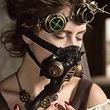 MIANJU Halloween Ball máscaras Vacaciones Fiesta Suministros Cosplay Foto Accesorios máscaras de Gas