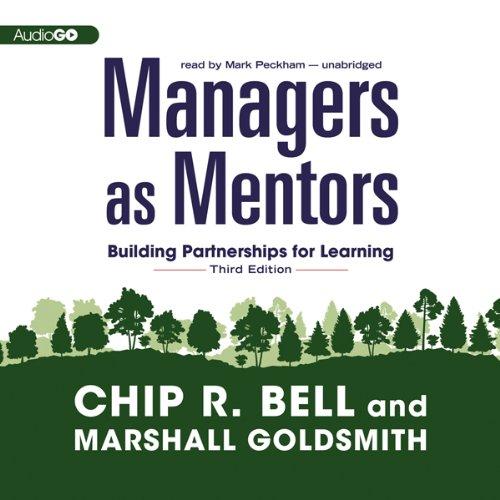 Managers as Mentors  Audiolibri