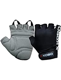 Kobo Leather Fitness Gloves