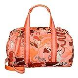 Oilily Sporttasche Sahara Zoo Sports Bag Pink Flamingo Damen Handtasche Schultertasche