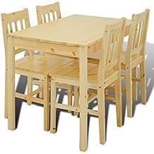 Amazon.fr : table et chaise salle a manger - vidaXL