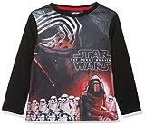 Star Wars Kylo Ren Jungen T-Shirt, Schwarz, 7-8 Jahre