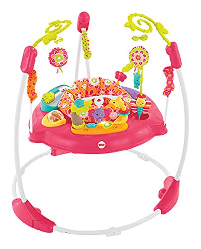 Pétales de Fisher-Price Jumperoo (Rose)