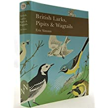 Larks, Pipits and Wagtails (Collins New Naturalist)