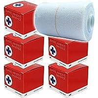 Blue Lion Elastische Bandage, 7,5 cm, einzeln verpackt, für Fußball und Rugby preisvergleich bei billige-tabletten.eu