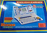 #10: great English Notebook Laptop 20 Activity Multicolour