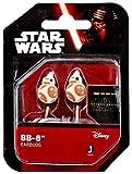 Jazwares Disney 15098 BB-8 Ohrhörer / In-Ear-Kopfhörer, Star Wars: Episode VII Die Kraft erwacht