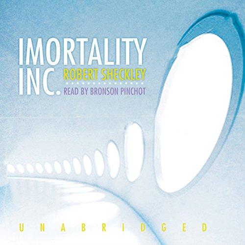 Immortality, Inc.  Audiolibri