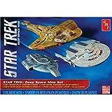 AMT - Naves de la serie Deep Space Era de Star Trek (9 unidades, escala 1:25)