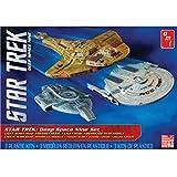 AMT Maßstab 1: 25Star Trek Deep Space Era Schiffe Cadet
