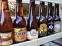 Coffret de 6 bières Blondes artisanales de 33cl différentes. Sélection premium mapassionbiere. Chaque mois une sélection de 6 nouvelles bières. Les bières présentées sur la photo, peuvent être différentes selon les arrivages et les sélections.Tous le...