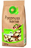 CLASEN BIO Paranusskerne 3er-Pack 3x200 g naturbelassen Paranüsse, biologisch angebaut