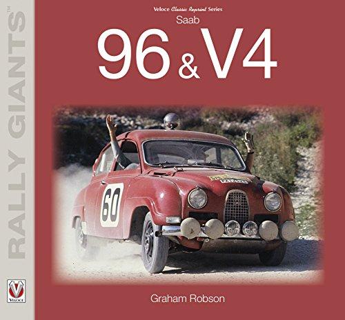 Saab 96 & V4 (Rally Giants) (English Edition)
