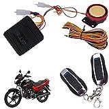 Vheelocityin Bike / Motorcycle/ Scooter Remote Start AlarmFor Hero Motocorp Glamour Programmed Fi