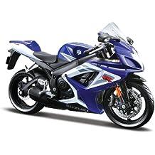 Maisto 31153 Suzuki GSX-R 750 06 01:12 - Moto de juguete (