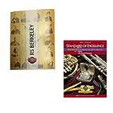 Standard of Excellence enhanced W/CD trombone Deluxe Edition con fascia cartella