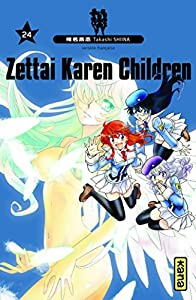Zettai Karen Children Edition simple Tome 24