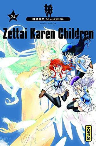 Zettai Karen Children Edition simple Tome 24