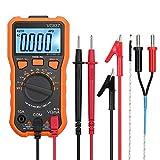 Digital Multimeter 6000 Counts TRMS Voltmeter Amperemeter Ohmmeter für NCV