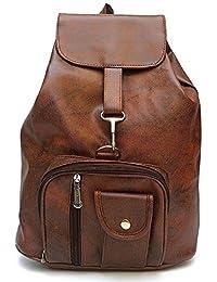 Office Backpack' HungerAge: Best Leather Bag: Top Backpack: Best Brown Bag