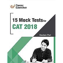 CAT 2018 15 Mock Tests