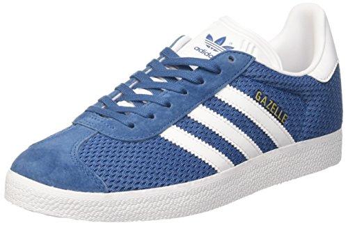 adidas Herren Gazelle Sneakers, Blau (Corblu/ftwwht/corblu), 42 EU
