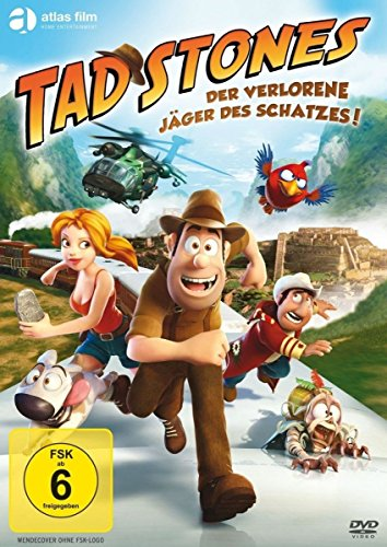 Tad Stones - Der verlorene Jäger des Schatzes!