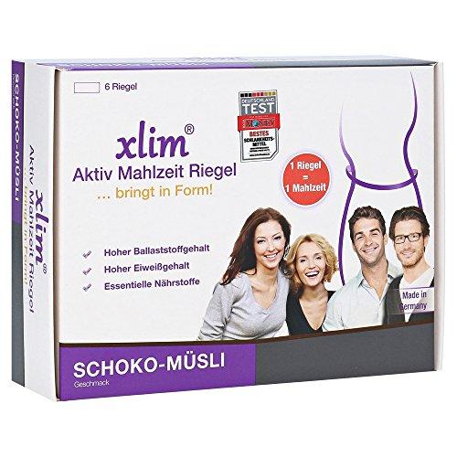 XLIM Aktiv Mahlzeit Riegel Schoko-Müsli 336 g