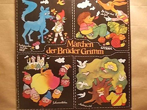 Märchen der Brüder Grimm (Rotkäppchen und der Wolf / Der Hase und der Igel / Schneewittchen / Aschenputtel) (Grimm, Rotkäppchen Brüder)