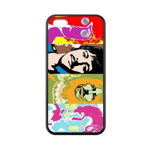 Custom The Beatles Back Cover Case for iphone 5C JN5C-253