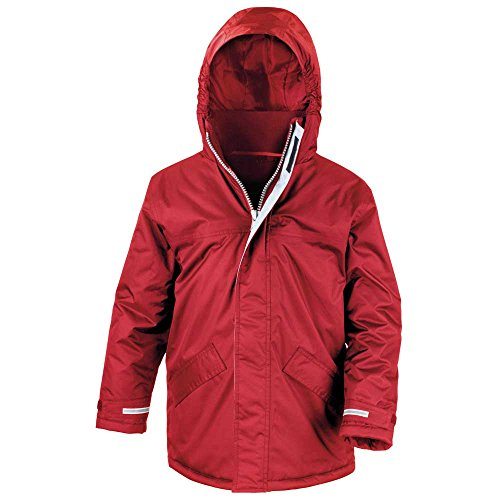 Result Damen Jacke Red