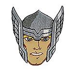 Applicazioni Termoadesive per Tessuti - Patch Toppa Etichetta Termoadesiva Supereroi Universi Marvel e DC Comics