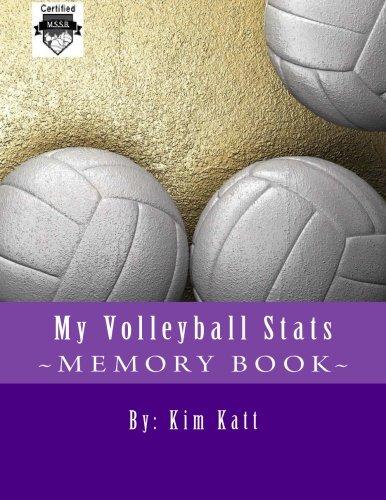 My Volleyball Stats (My Sports Stats) por Kim Katt