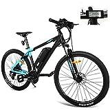 Ultrey MTB E-Bike 27,5 Zoll Elektrofahrrad, 250W...