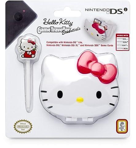 Sacoche de rangement pour DS Lite/ DSi/ DSi XL/ 3DS/ 3DS XL