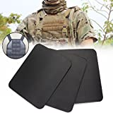 Rishil World 2.3mm 4.5mm 6.0mm Bulletproof Ballistic Panel Protector Body Armor Plate Steel