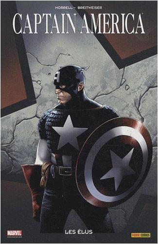 Captain America : Les élus par David Morrell, Mitch Breitweiser, Brian Reber