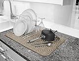 Best Cuisinart Kitchen Mats - Cuisinart Ultra Absorbent Kitchen Dish Drying Mat, 100% Review