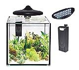 Resun NANO Aquarium 30 Liter Cube / Würfel