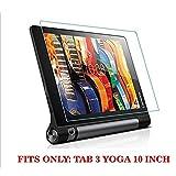 Lenovo Yoga Tab 3 10 Tablet 10 Inch SmartLike 2.5D 9H HD+ Anti Finger Print , SmartLike Premium Tempered Glass For Lenovo Yoga Tab 3 10 Tablet 10 Inch