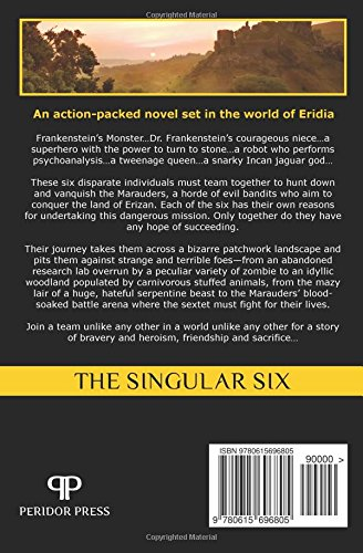 The Singular Six (the Chronicles of Eridia)